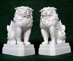 狛犬 スヤキ製