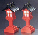 PC燈籠:赤 コード式